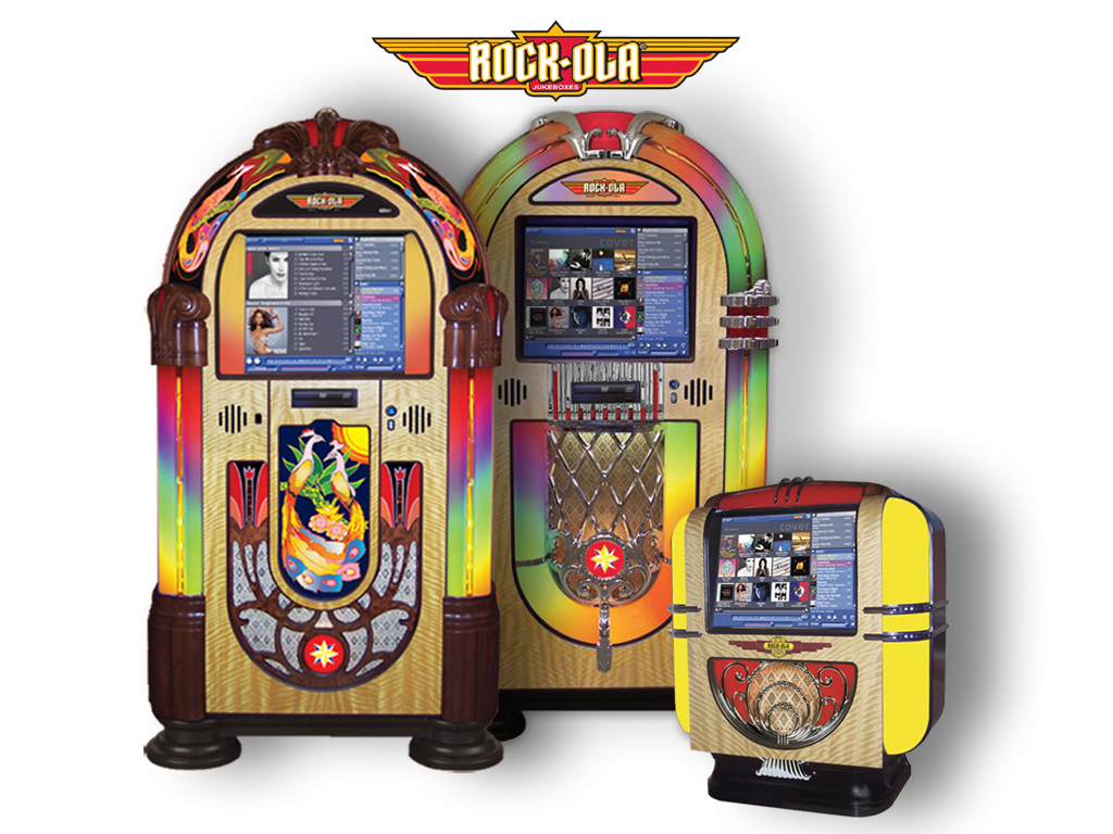 showroom rock-ola-digital-jukeboxesy